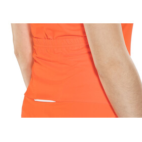 Etxeondo Entzuna - Maillot sans manches Femme - orange
